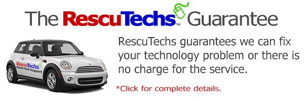 RescuTechs in Ventura Guarantee.